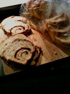 My grandmother's cinnamon bread