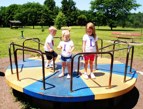 cousin camp play ground